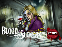 Игровой автомат Blood Suckers онлайн