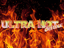 Игровой автомат Ultra Hot Deluxe в Вулкан Делюкс